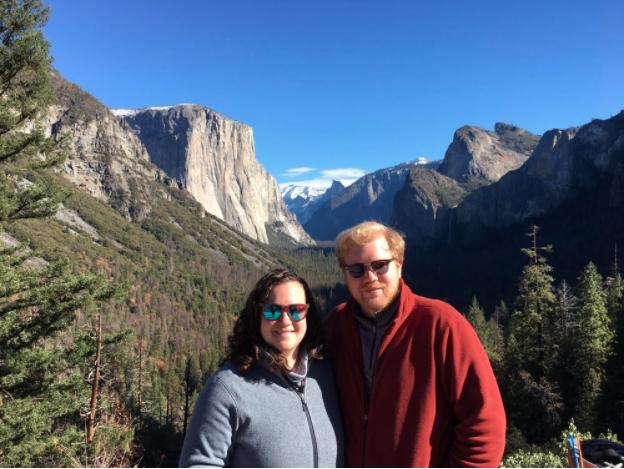 Adam and Nora Tahoe