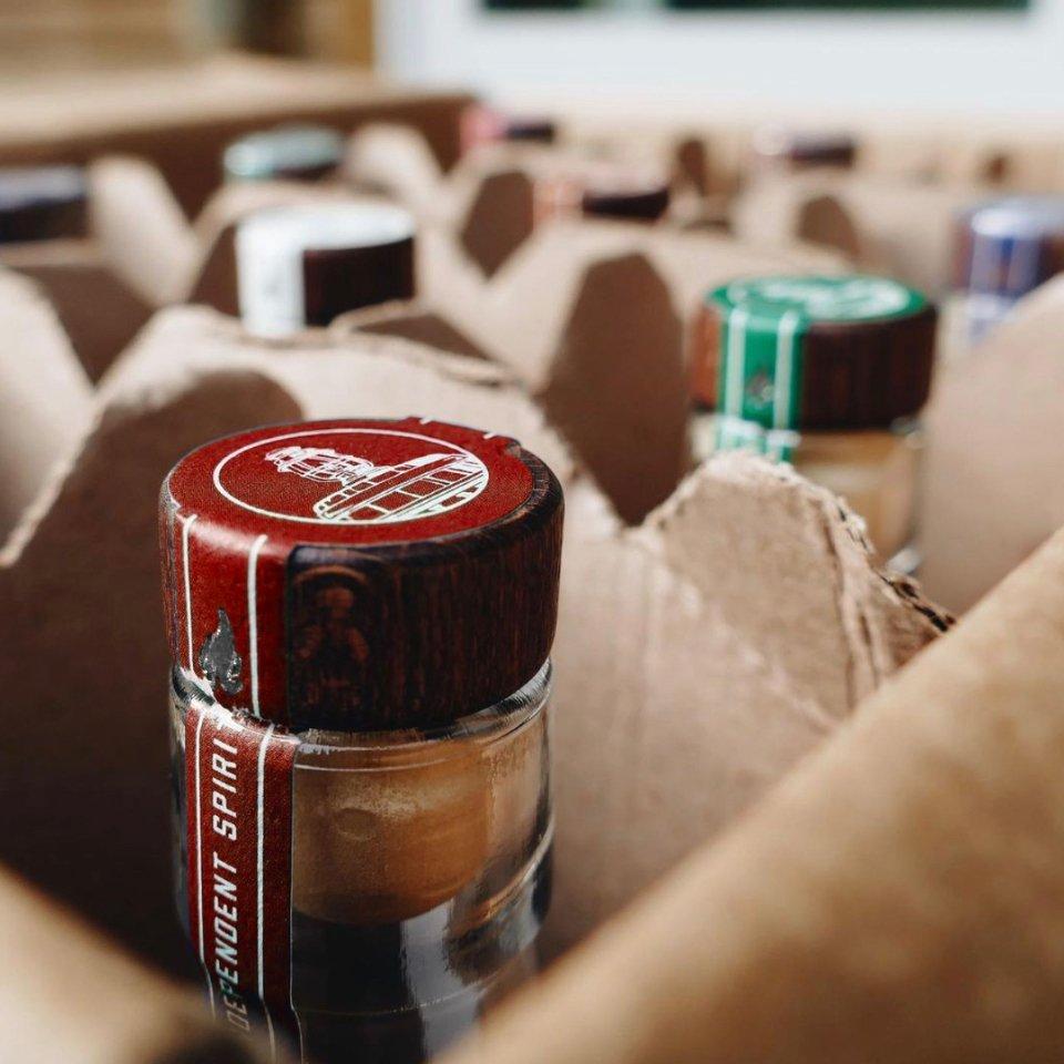 Cedar Ridge Bottle Top