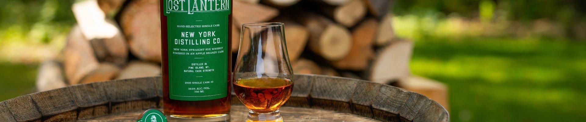 New York Distilling Single Cask #3